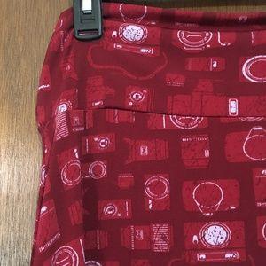 LuLaRoe Skirts - LuLaRoe Azure Skirt XL